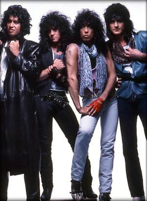 KISS 1984