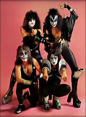 KISS ~Amsterdam, Netherlands…May 23, 1976