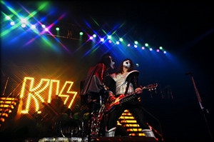 Kiss ~Detroit, Michigan…January 20, 1978
