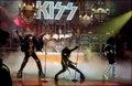 KISS ~Hollywood, California…October 20, 1976 (Paul Lynde Halloween Special) - kiss photo
