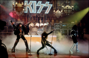 KISS ~Hollywood, California…October 20, 1976 (Paul Lynde Halloween Special)