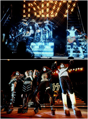 KISS ~Los Angeles, California…August 26, 1977