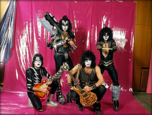 KISS ~Munich, West Germany…November 30, 1982 (Creatures of the Night promo tour)