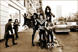 KISS (NYC) April 24, 1974