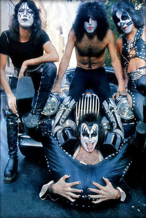 Kiss (NYC) July 27, 1975