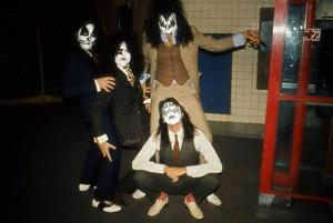 kiss (NYC) October 26, 1974