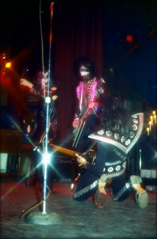 KISS ~St. Louis, Missouri…May 3, 1974