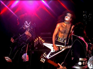 KISS ~St. Louis, Missouri…November 7, 1974