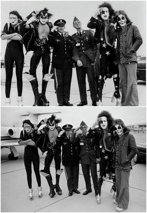 KISS ~Terre Haute, Indiana…November 21, 1975