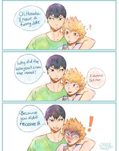 Haikyuu!!(High Kyuu!!) Hintergrund with Anime titled KageHina my Babys