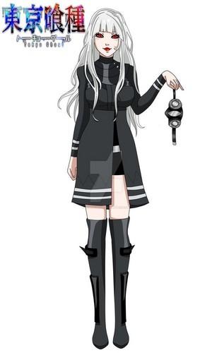 Kaneki Genderend