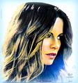 Kate Beckinsale  - kate-beckinsale fan art