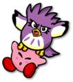 Kirby and Coo   - kirby photo