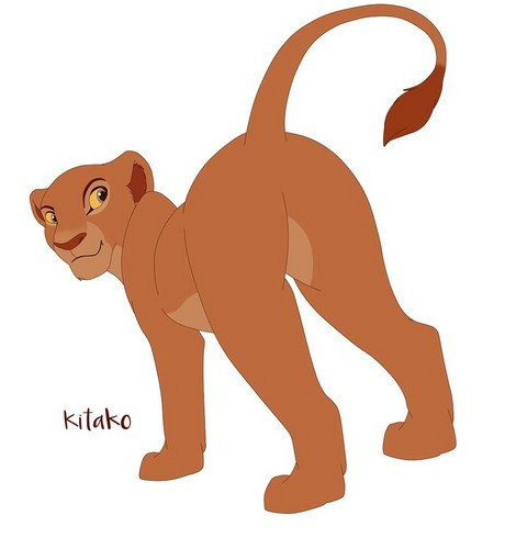 The Lion King wallpaper entitled Kitako the Lioness