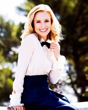 Kristen 벨 - Just Jared Photoshoot - March 2014
