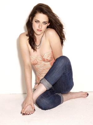 Kristen Stewart 2011 Glamour Shoot