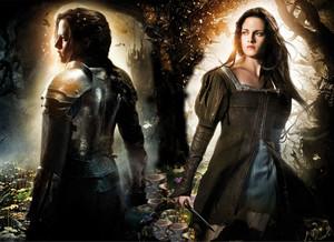 Kristen's Snow White Фан-арт