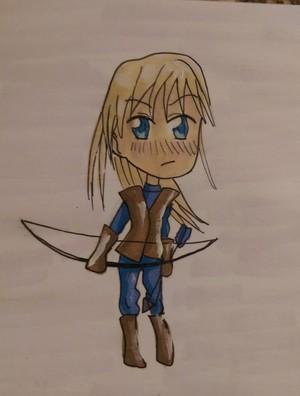 Lady Custod Archer