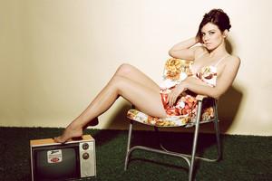 Lauren Cohan Photoshoots