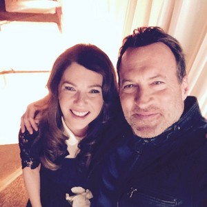 Lauren and Scott-BTS GG