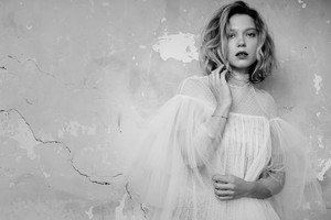Lea Seydoux - GQ Italy Photoshoot - November 2015