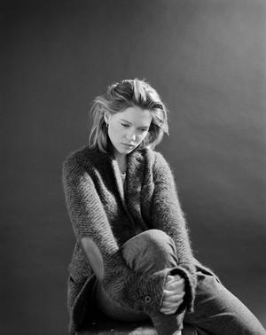 Lea Seydoux - Hobo Magazine Photoshoot - Winter 2015