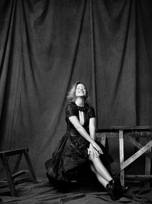 Lea Seydoux - L'Express Styles Photoshoot - May 2016