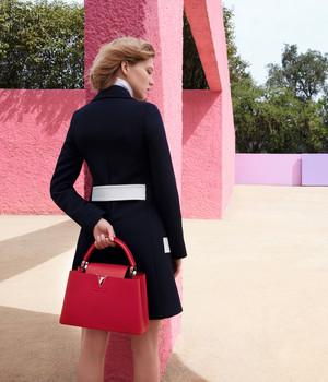 Lea Seydoux - Louis Vuitton Photoshoot - Spring/Summer 2016