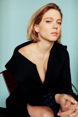 Lea Seydoux - Madame Figaro Photoshoot - March 2016