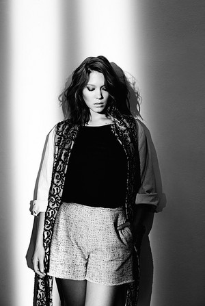 Lea Seydoux - Marie Claire Russia Photoshoot - 2014