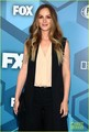 Leighton Meester promotes her new show 'Making History' at the 2016 Fox Upfront Presentation - leighton-meester photo