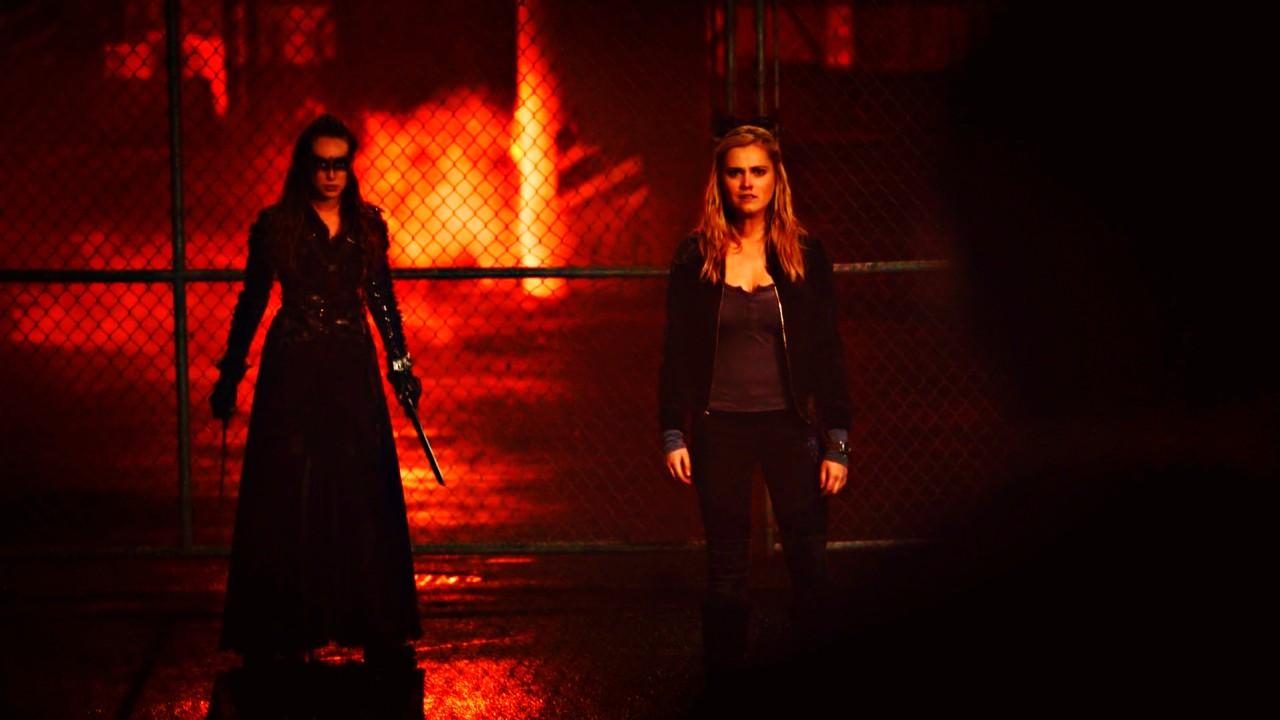 ♥ Lexa and Clarke ♥