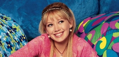 Lizzie McGuire wallpaper possibly with a parasol and a portrait called Lizzie McGuire