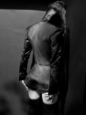 Lizzy Caplan - LA Confidential Photoshoot - September 2014