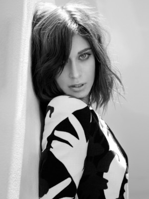 Lizzy Caplan - LA Confidential Photoshoot - September 2014