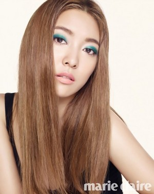 Luna for 'Marie Claire'