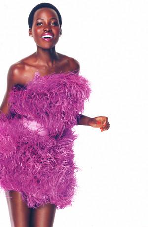 Lupita Nyong'o | Lancome