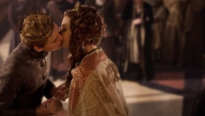 Margaery Tyrell and Tommen Baratheon