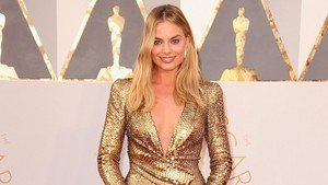 Margot at the Oscars 2016
