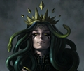 Medusa - fantasy photo
