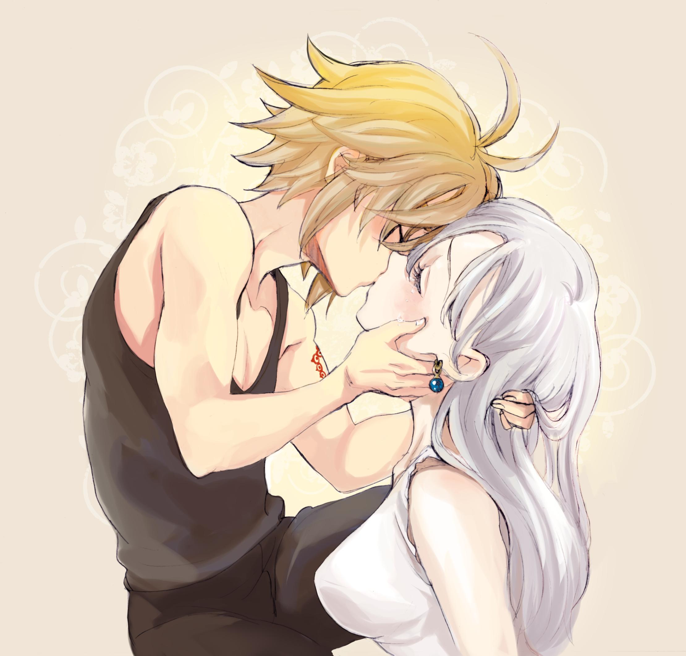 Meliodas and Liz