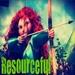 Merida Resourceful Icon - disney-princess icon