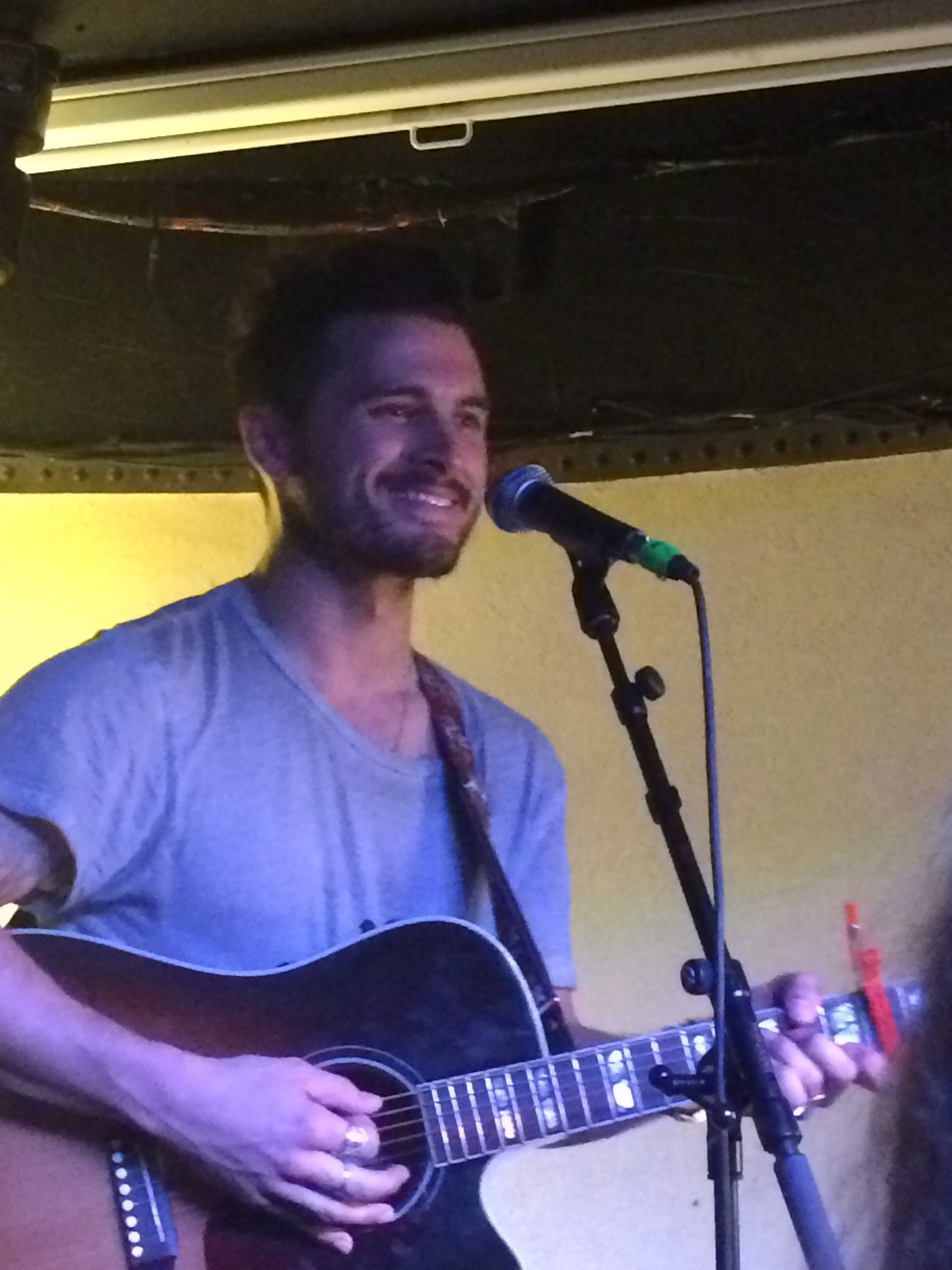 Michael Malarkey @Le Klub in Paris 07/06/16