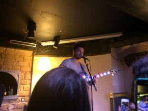 Michael Malarkey @Le Klub in Paris 07/06/16