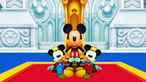 Mickey Morty and Ferdie