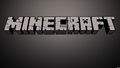 Minecraft titolo wallpaper