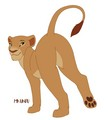 Mkundu the lionne