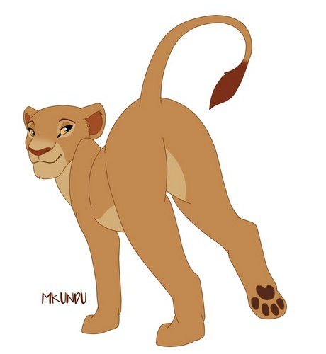 The Lion King wallpaper called Mkundu the Lioness