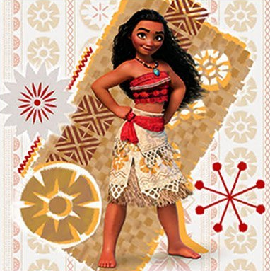 Disney Princess wolpeyper entitled Moana