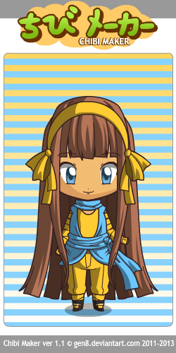 Monster High chibi Maker Cleo De Nile